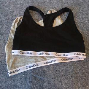 Calvin Klein Modern Cotton Bralettes!